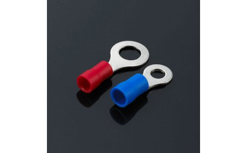 Vinyl insulated-single crimp