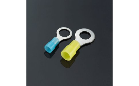 Nylon insulated-single crimp