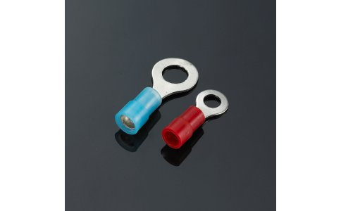 Nylon insulated-double crimp